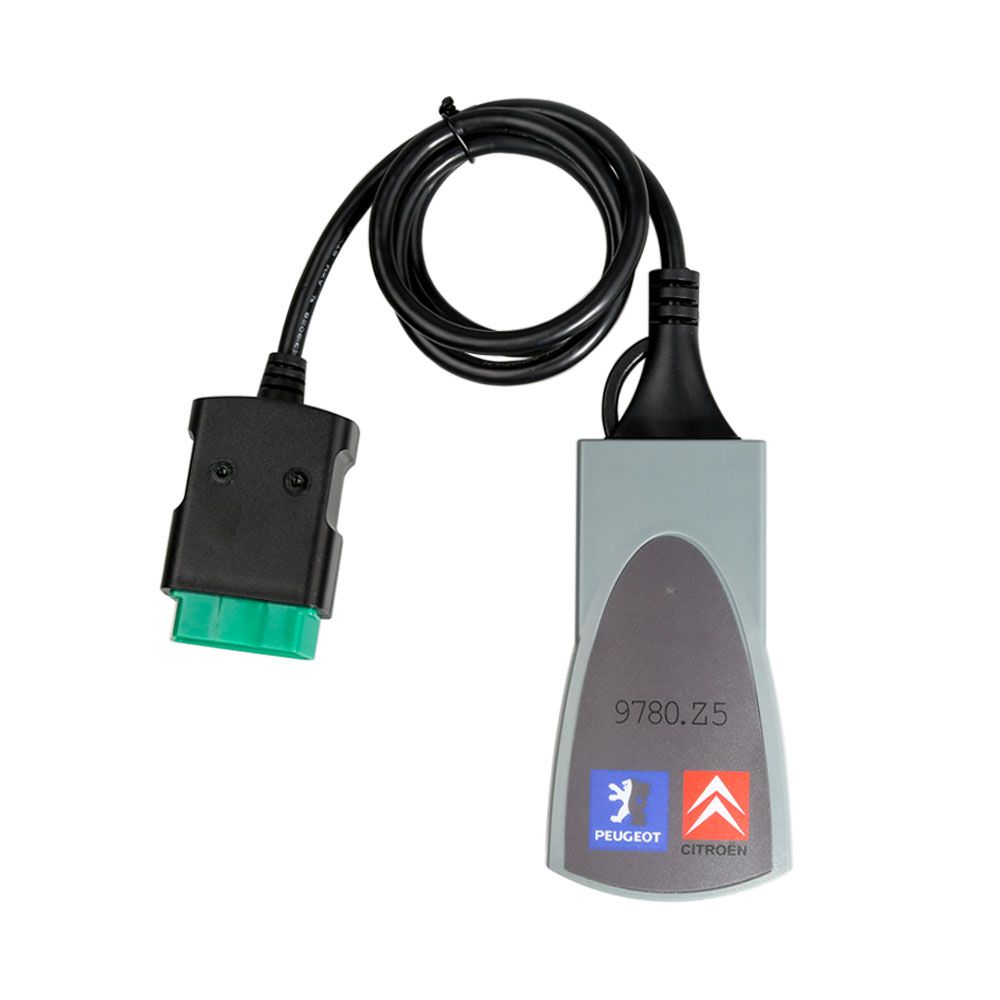 Lite Version Lexia-3 lexia3 V48 Citroen/Peugeot Diagnostic PP2000 V25 with Diagbox V7.8.3 Software