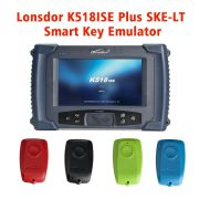 Original Lonsdor K518ISE Key Programmer Plus SKE-LT Smart Key Emulator