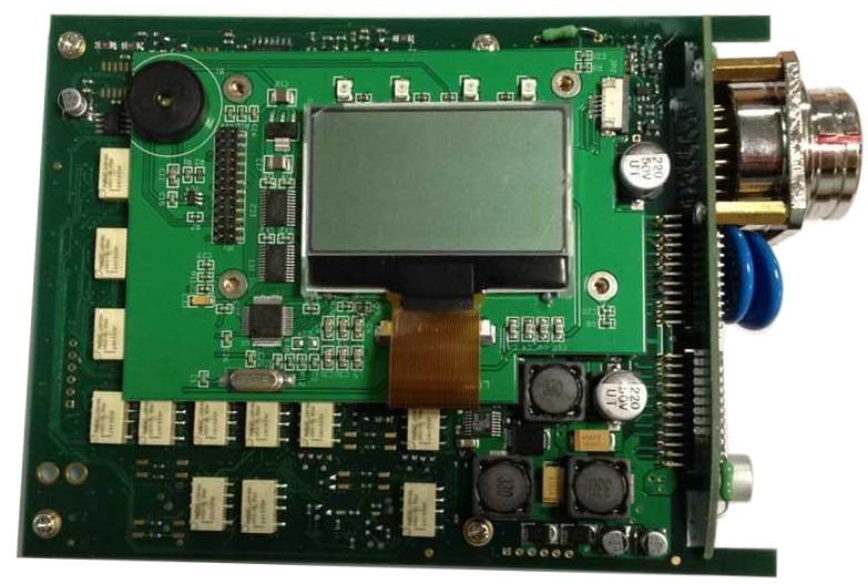 MB SD C4 PCB Board Display 2