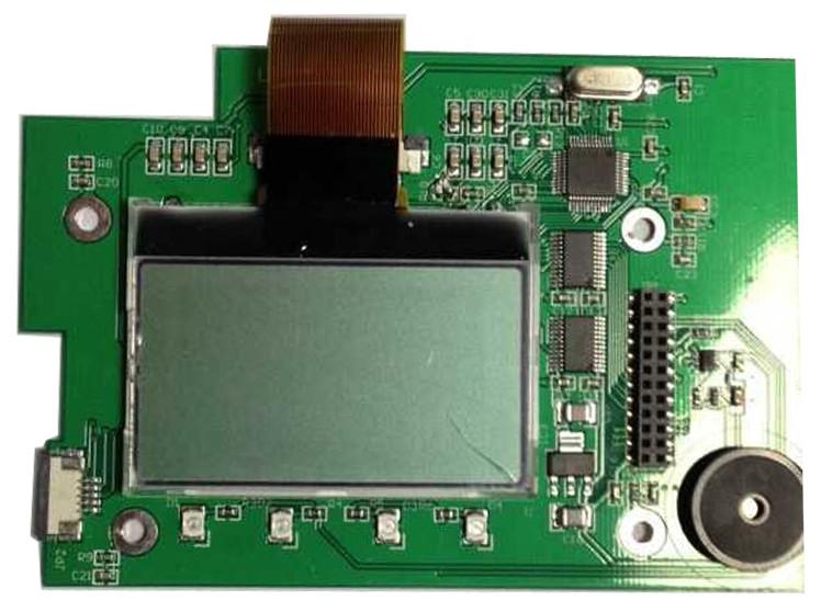 MB SD C4 PCB Board Display 4