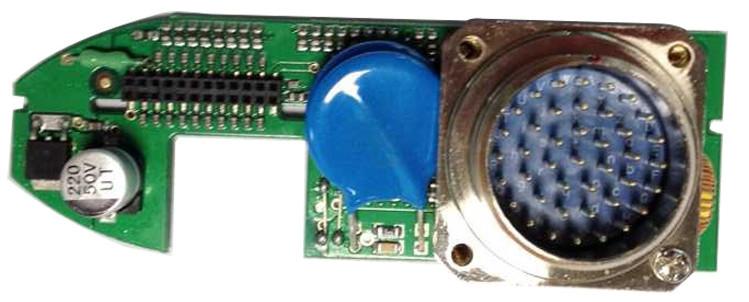 MB SD C4 PCB Board Display 5
