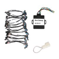 Mercedes Test Cable of  EIS ELV Test Cables for Mercedes Works Together with VVDI MB BGA Tool 12pcs/set