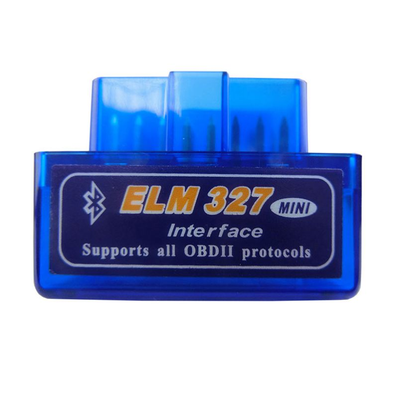 MINI ELM327 Bluetooth OBD2 Hardware V2.1 Software V2.1