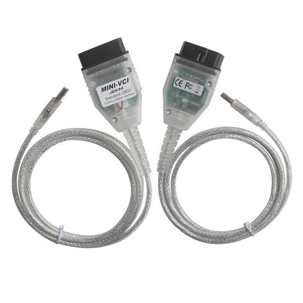 MINI VCI FOR TOYOTA TIS Techstream V12.10.019 Diagnostic Communication Protocols With Toyota 22Pin Connector