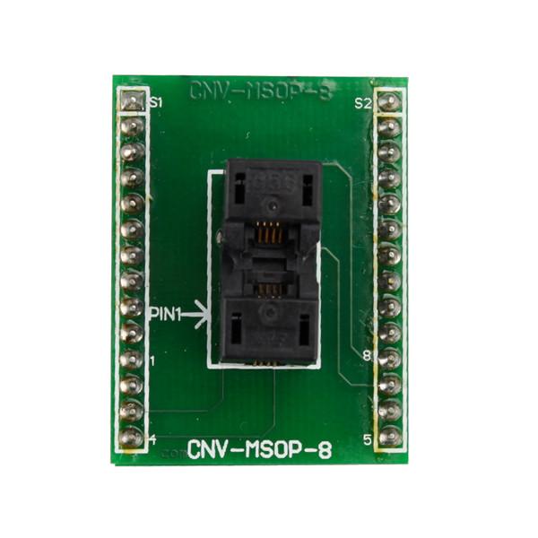 MSOP8(MSOP-8 To DIP8) Socket Adapter For Chip Programmer
