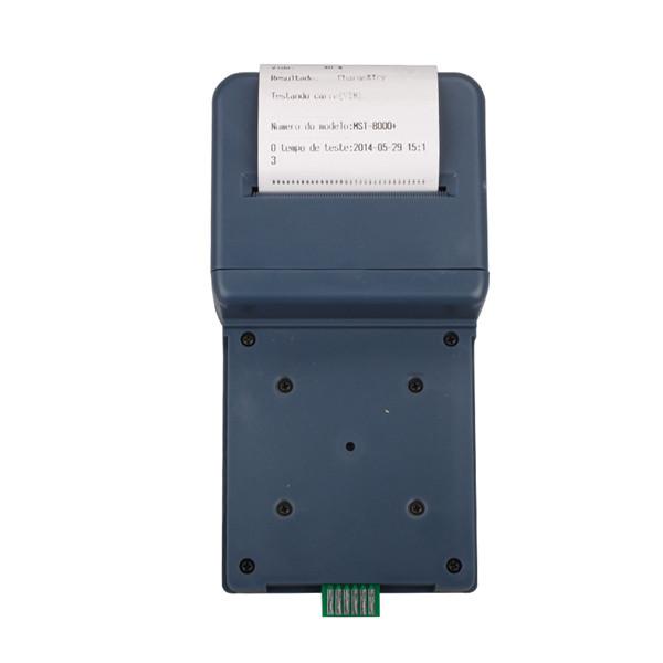 MST-8000+ Digital Battery Analyzer With Detachable Printer