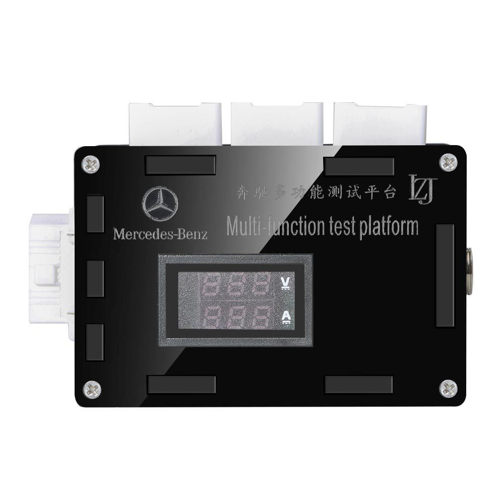 Multi-Function Test Platform for Mercedes Benz