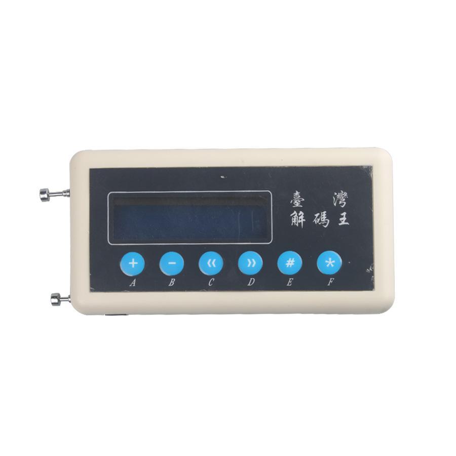 433Mhz Remote Control Code Scanner(Copier)