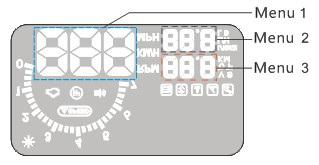 HUD Head Up Display I5-5