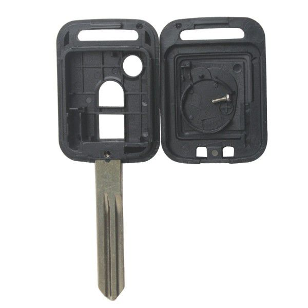 New Remote Key Shell 3 Button For Nissan10pcs/lot