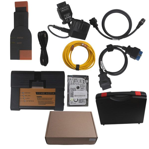 Perfect V2019.09 ICOM A2+B+C Diagnostic & Programming Tool for BMW with Expert mode Software