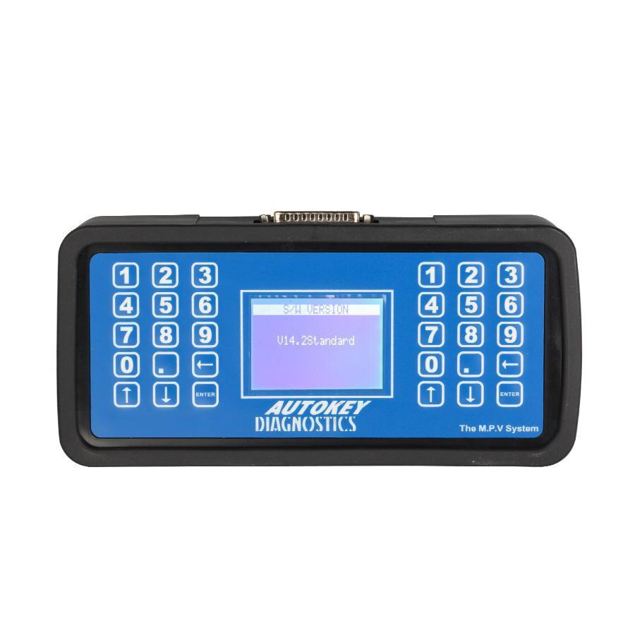 Newest MVP Key Programmer 2015.2V English