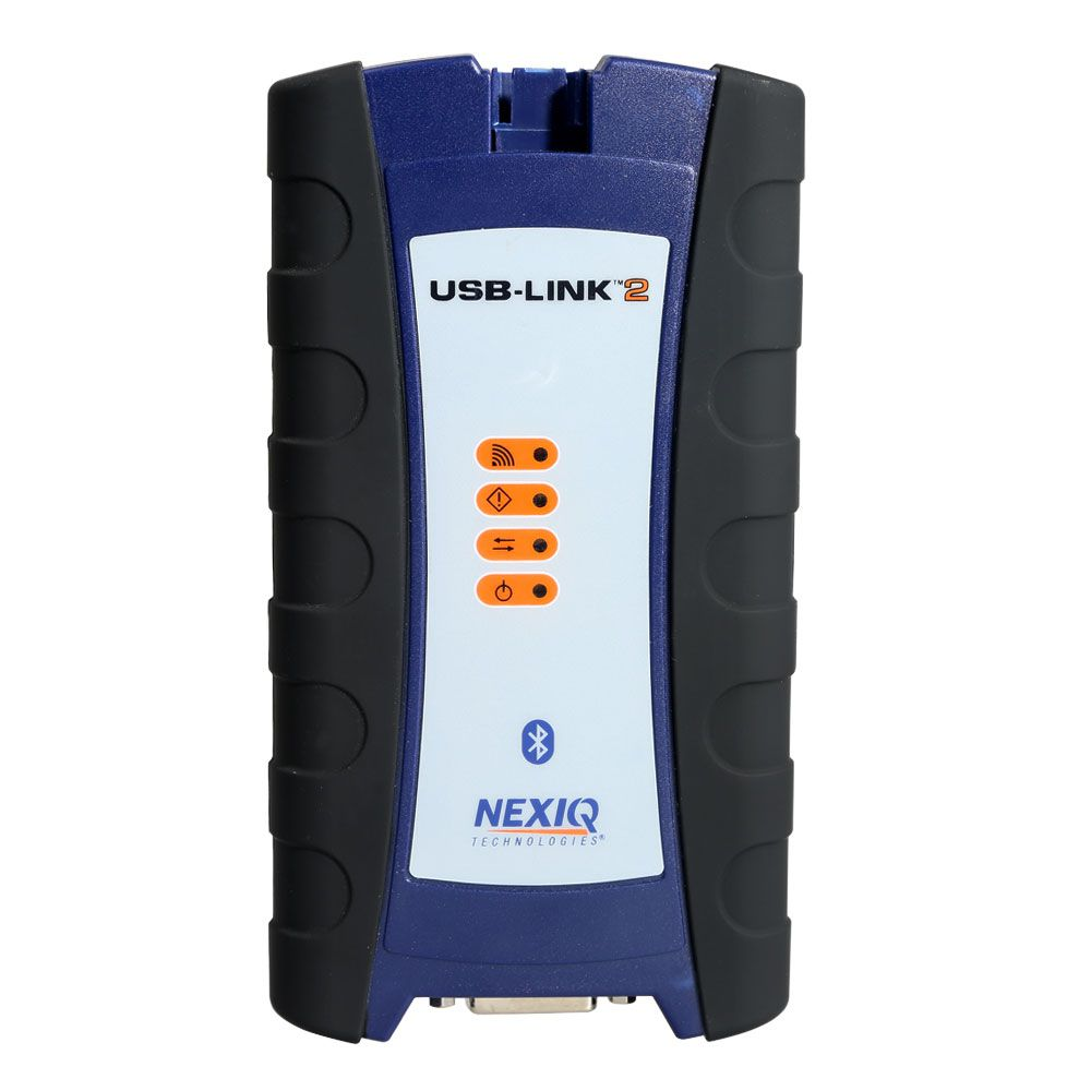 NEXIQ 2 USB Link with Software Diesel Truck Interface with All Installers Without Bluetooth