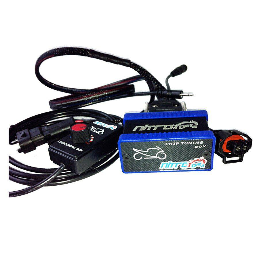 NitroData Chip Tuning Box For Motorbikers M6 Hot Sale
