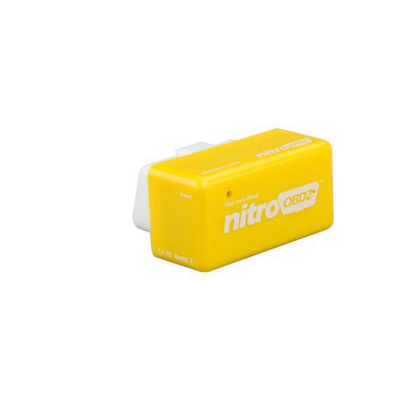 Plug and Drive NitroOBD2 Performance Chip Tuning Box for Benzine Cars