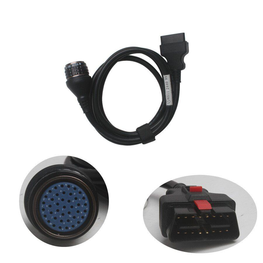 OBD2 16pin Cable For MB SD Connect Compact 4 Star Diagnosis