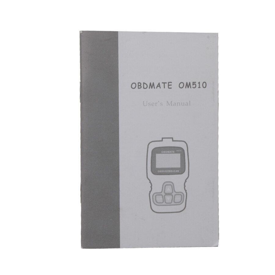 AUTOPHIX OBDMATE OM510 OBDII EOBD OBD2 Code Read Scanner