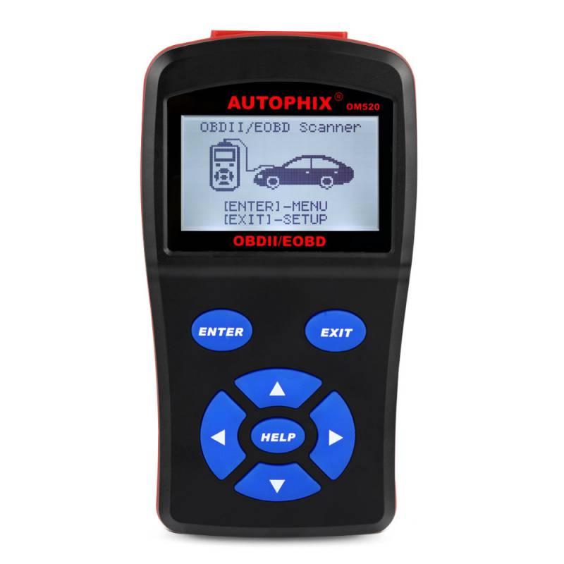 AUTOPHIX OBDMATE OM520 OBD2 Model Code Reader