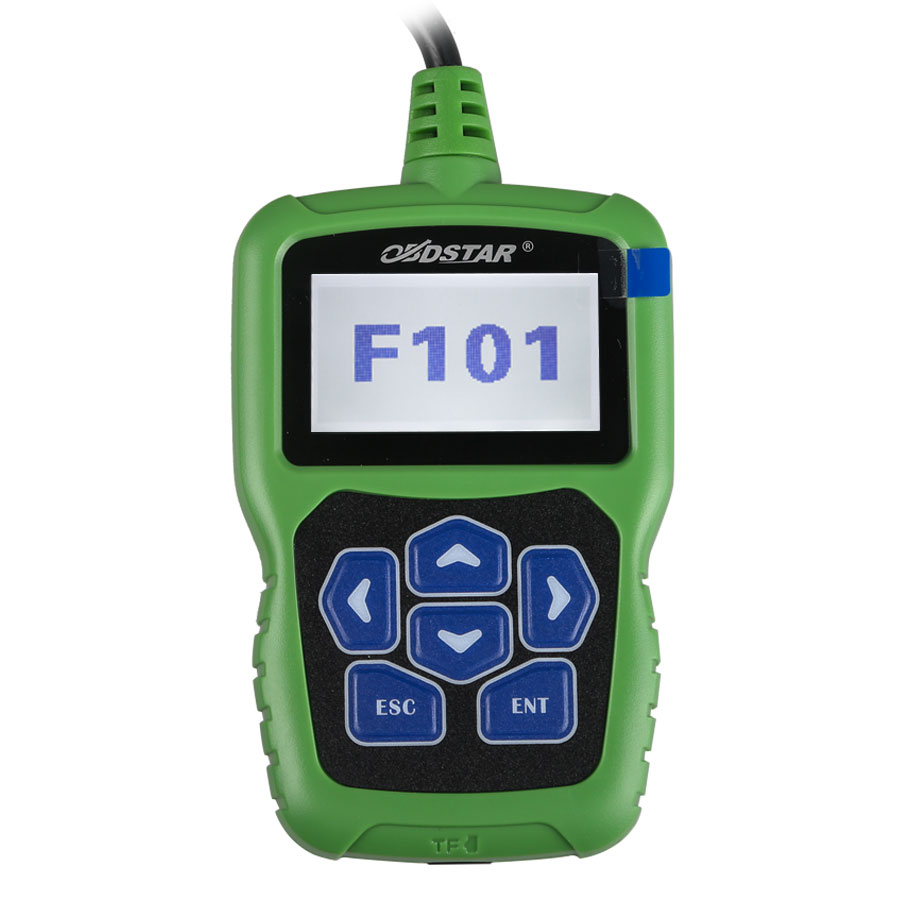 New Arrivals New OBDSTAR F101 IMMO Reset Tool for TOYOTA Support G Chip All Key Lost
