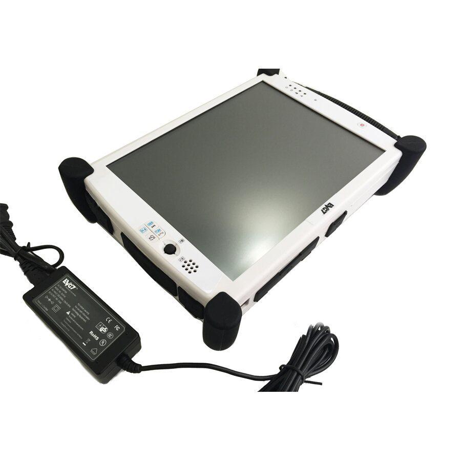 EVG7 DL46/HDD500GB/DDR8GB Diagnostic Controller Tablet PC