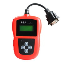 PSA IMMO Tool Mark Key Simulator for Peugeot Citroen from 2001 to 2018 Newest PIN Code Calculator and IMMO Emulator