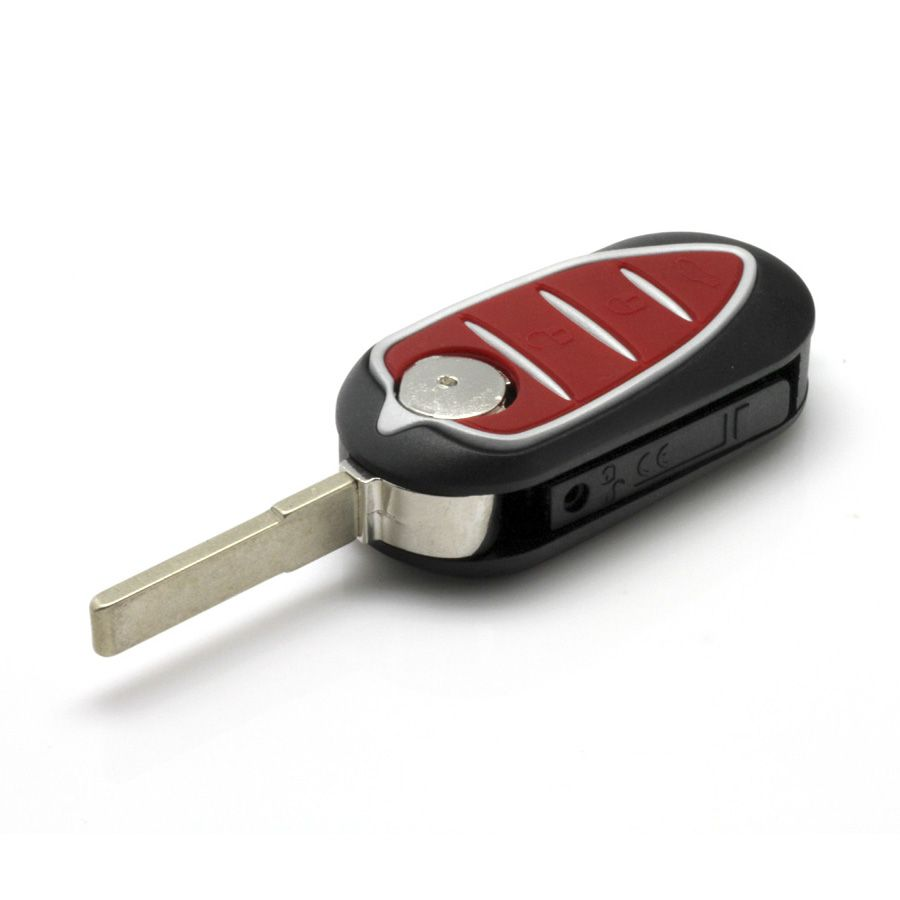 Remote Key Shell For Alfa Romeo