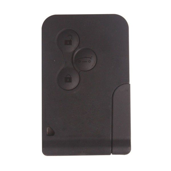 3 Button Smart Key 433MHZ for Re-nault