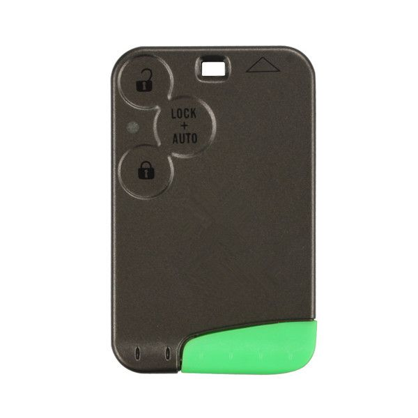 Smart Card Shell 3 Button for Renault 10pcs/lot