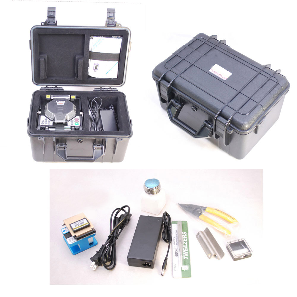 Original RY-600 Fusion Splicer package display