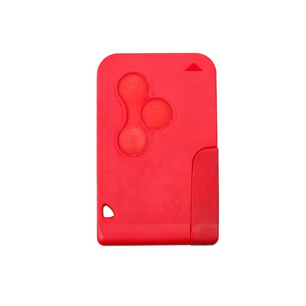 Smart Key (Red Color) 433MHZ for Renault Megane