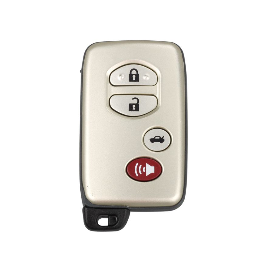 Smart Key Shell 3+1 Button For Toyota