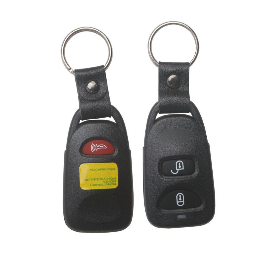 Soul (2 +1) Button Remote Key 315MHZ for Kia Made In China
