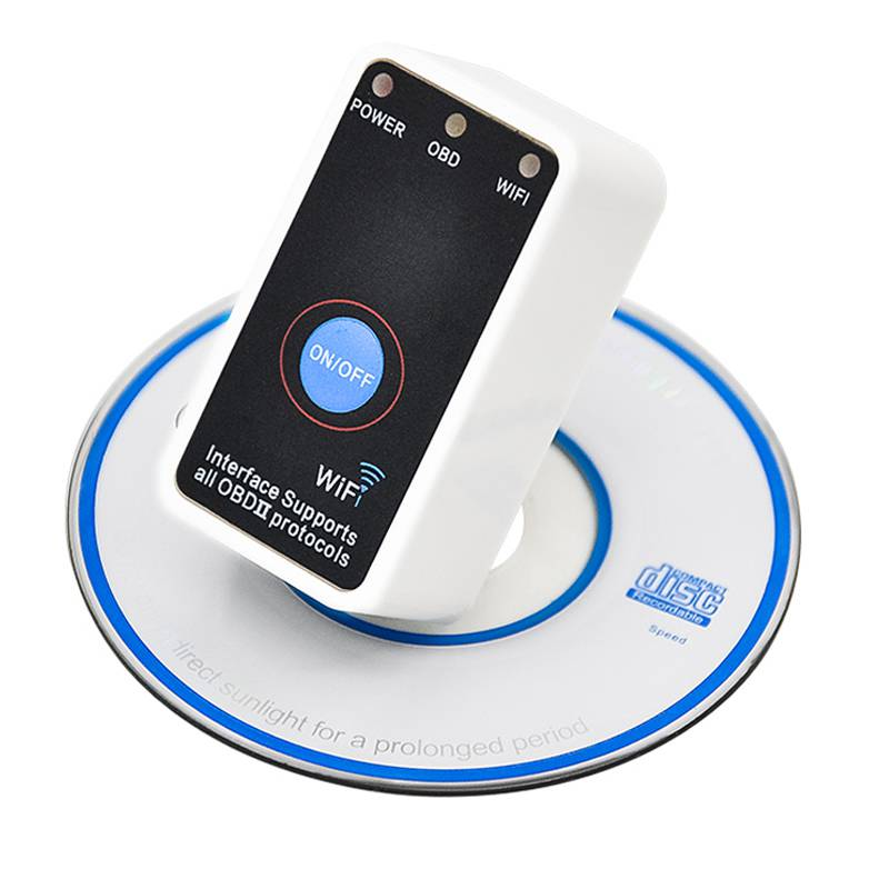 V2.1 Super Mini ELM327 WiFi With Switch Work With iPhone OBD-II OBD Can Code Reader Tool