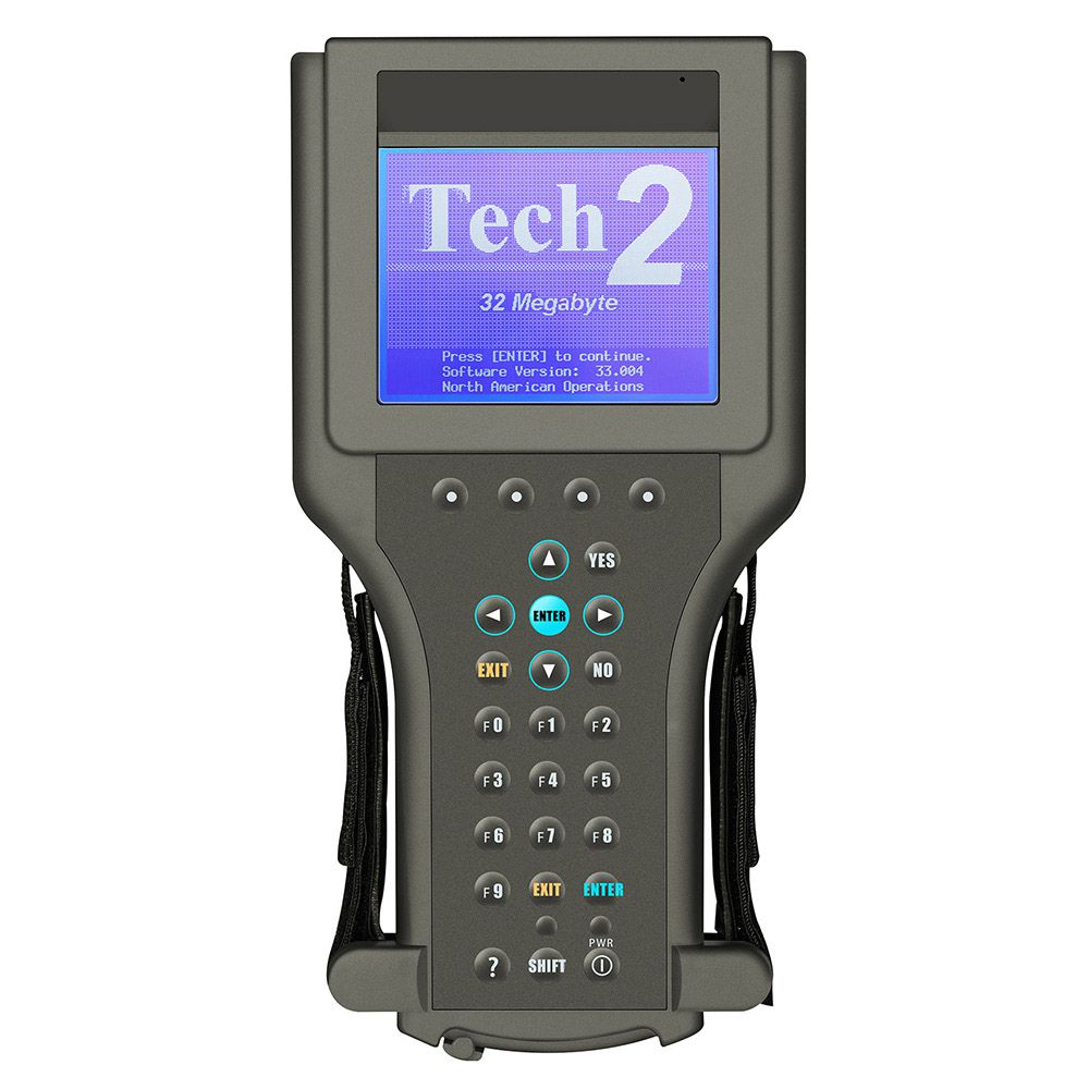 Promotion Tech2 Diagnostic Scanner For GM/SAAB/OPEL/SUZUKI/ISUZU/Holden with TIS2000 Software Full Package