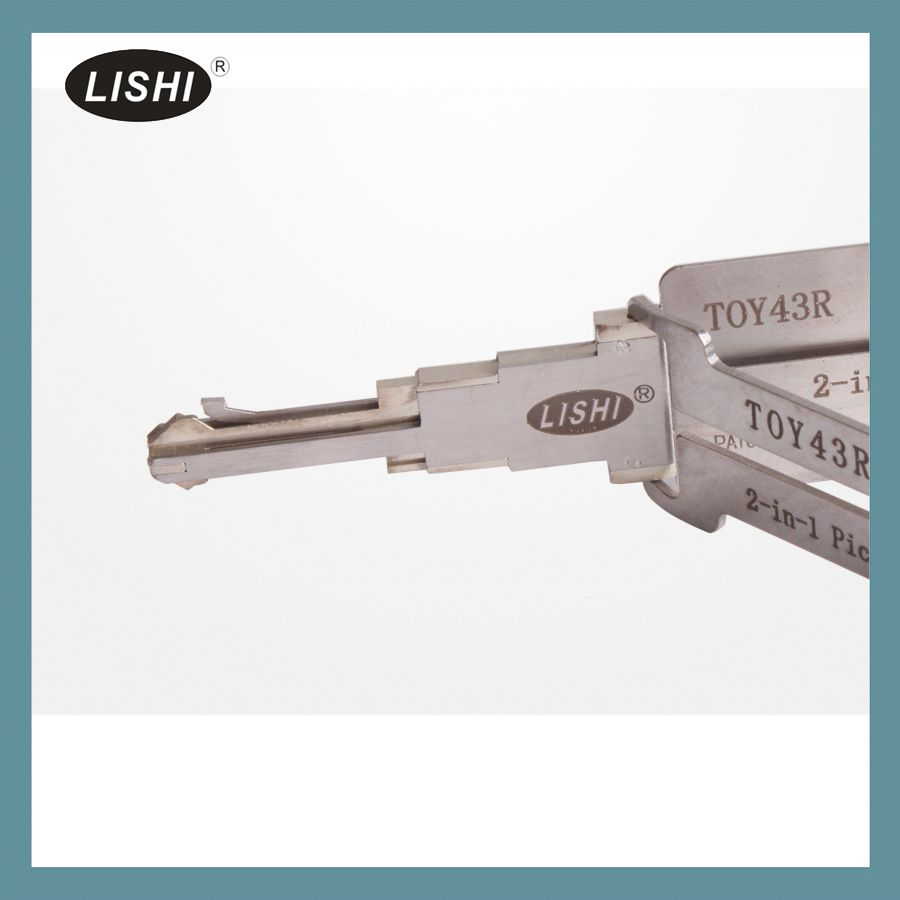 LISHI TOY43R 2 in 1 Auto Pick and Decoder