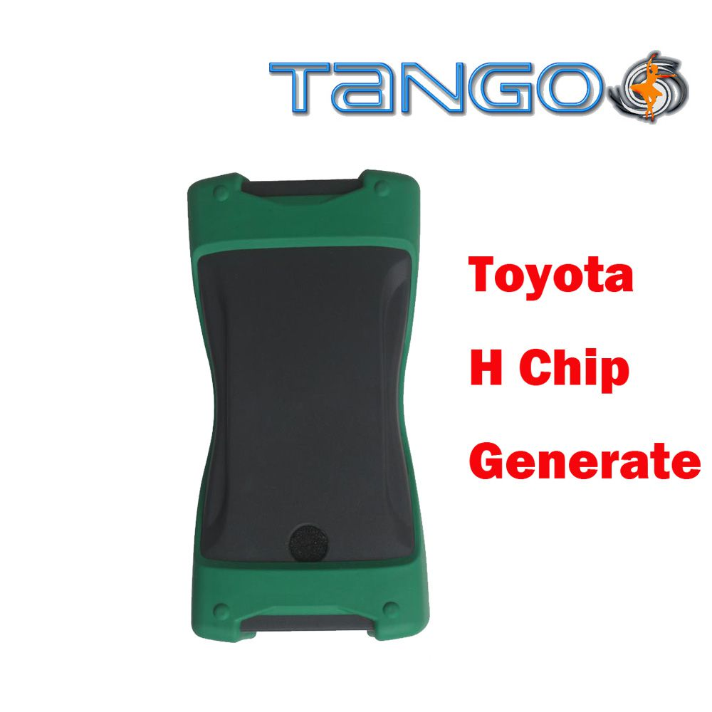 Toyota Image Generator H-Keys: Page1 39, 59, 5A, 99 for Tango Key Programmer