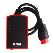 V3.9 VDM UCANDAS Wireless Automotive Diagnosis System with Honda Adapter Support Andriod V4.0
