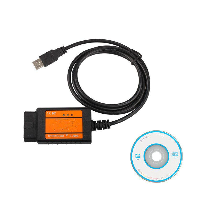 USB Scan Tool For Ford Fault Scanner