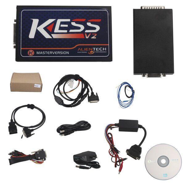 V2.35 Truck Version KESS V2 Firmware V4.024 Manager Tuning Kit Master Version