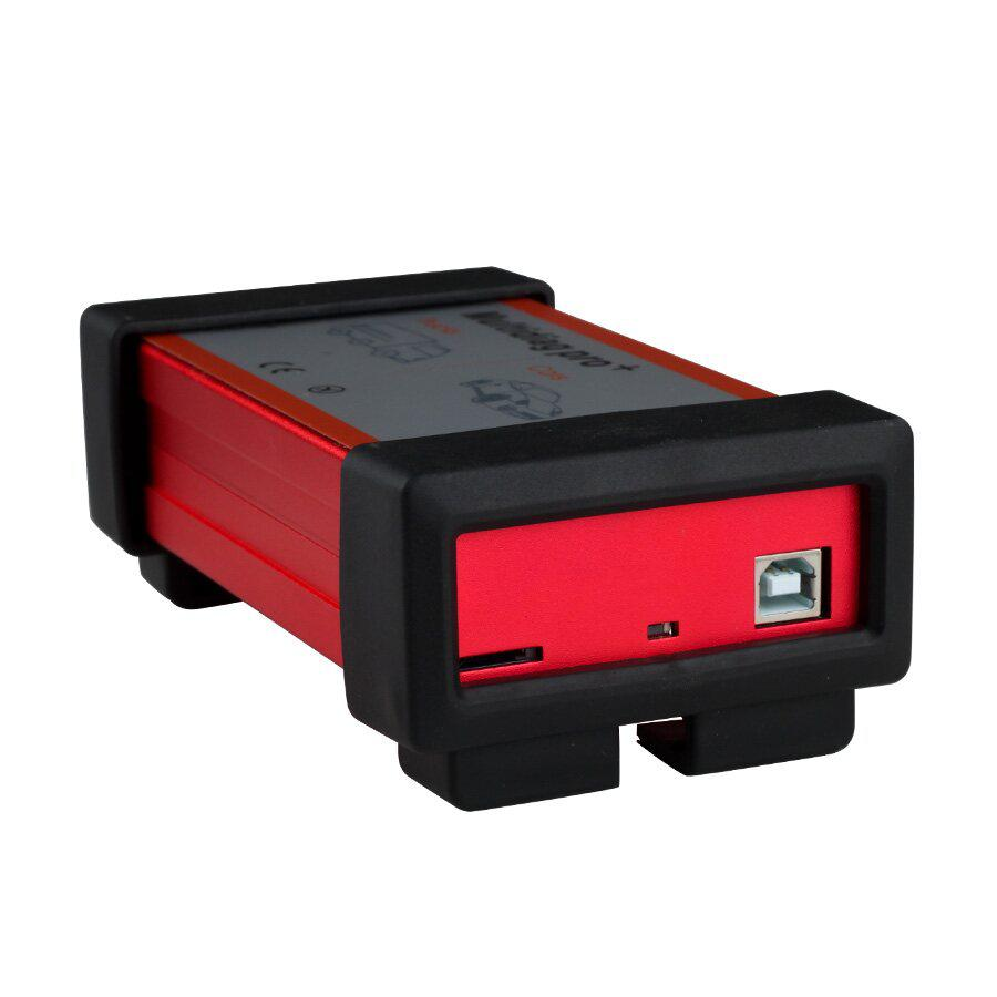 V2015.03 New Design Multidiag Pro+ For Cars/Trucks And OBD2 Without Bluetooth