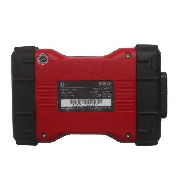 New Releases V100 VCM II Diagnostic Tool for Ford Support Wifi