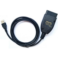 V19.6 VCDS VAG COM Diagnostic Cable HEX USB Interface for VW, Audi, Seat, Skoda