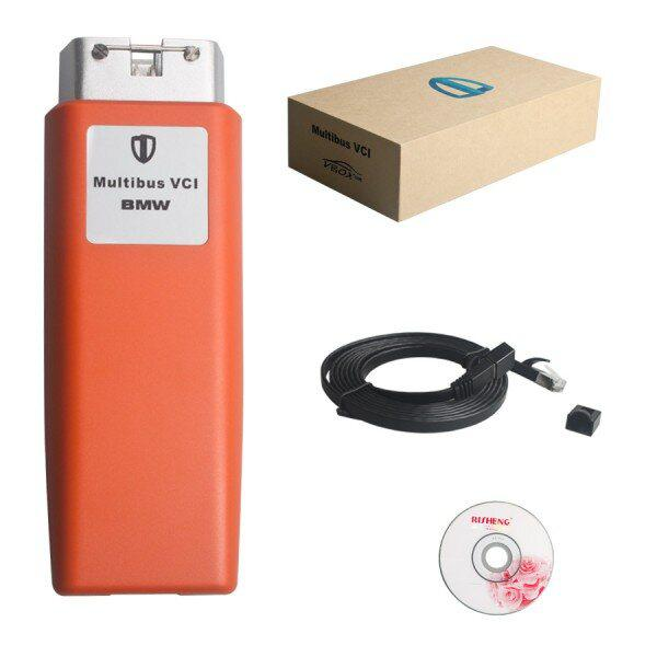 VBOX-BMW E Series and F Series Diagnostic Tool