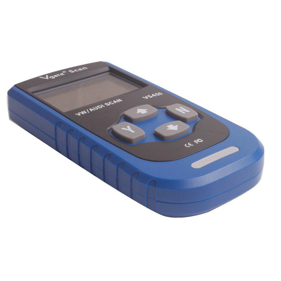 VS450 VAG CAN OBDII SCAN TOOL VS450 Code Reader