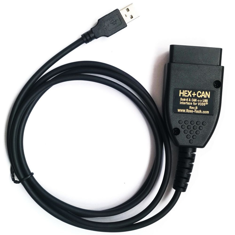 Promotion VCDS VAG COM V18.90 Diagnostic Cable HEX USB Interface for VW, Audi, Seat, Skoda