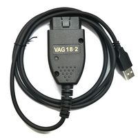 VCDS VAG COM V18.2 Diagnostic Cable HEX USB Interface for VW, Audi, Seat, Skoda