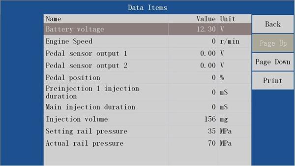 VDSA-HD EDC17 ECU Specification Diagnostic Scanner 4