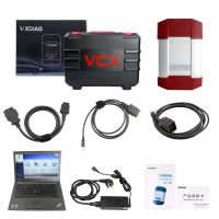 VXDIAG VCX-DoIP Porsche Piwis 3 III with V38.90 Piwis Software on Lenovo T440P Ready to Use