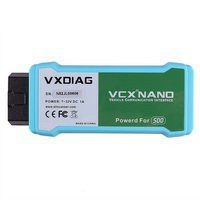 VXDIAG VCX NANO for Land Rover and Jaguar Software V154 WIFI Version
