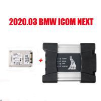 2020.8 Wi-Fi BMW ICOM NEXT A +B+C Newest Version ICOM A2 With Software SSD